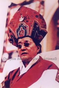 1 HH Dudjom Rinpoche 5