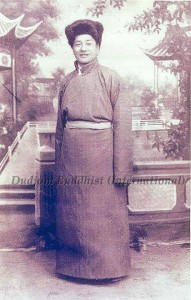 HH Dudjom Rinpoche in China (1)