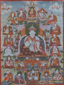 HH Dudjom Rinpoche's Legendary Incarnations Called Crystal Pearls