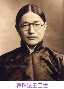 DUDJOM RINPOCHE(22) & Dudjom Buddhist Association (International)