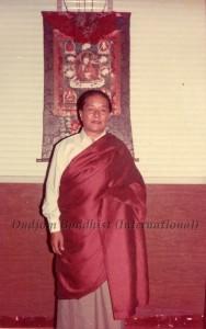 1 HH Dudjom Rinpcohe in Hong Kong (1972)-2