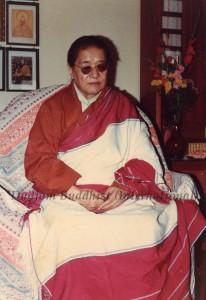 12 HH Dudjom Rinpoche in Hong Kong (1981)-1