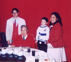 2 Guru Lau with Family of Yeshe Thaye (1996)-1