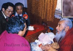 29 Guru Lau with HH Kyabje Chadral Rinpoche-1