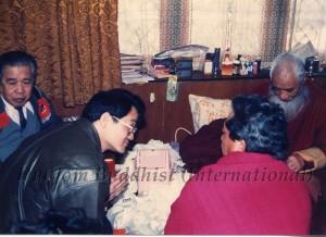 29 Guru Lau with Kyabje Chatral Rinpoche-4