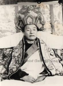 7.敦珠法王