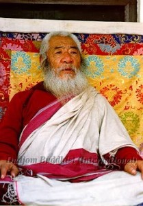 HH Chatral Rinpoche