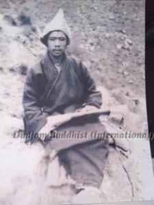 HH Chatral Sangye Dorje Rinpoche