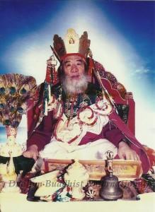 HH Chatral Sangye Dorje Rinpoche1