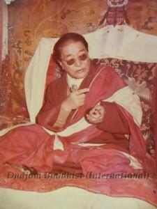 HH Dudjom Rinpoche1