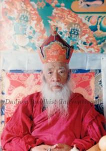HH Kyabje Chadral Rinpoche (1999)