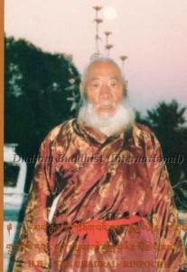HH Kyabje Chadral Rinpoche
