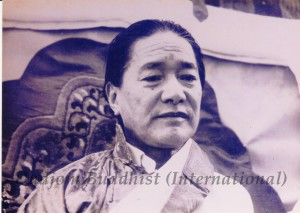 HH Kyabje Dudjom Rinpoche26