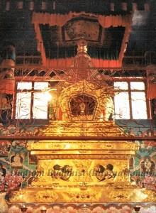 HH Kyabje Dudjom Rinpoche's Kudung Stupa (1989)