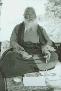 His Holiness Chadral Rinpoche -1small