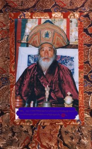 His Holiness Kyabje Chadral Rinpoche (1)
