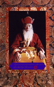 His Holiness Kyabje Chadral Rinpoche (2)
