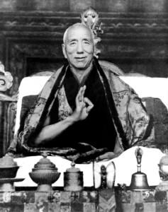 Jamyang Khyentse Chokyi Lodro (bw)
