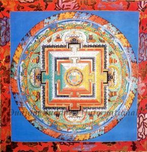 Mandala of Narak Dong-truk