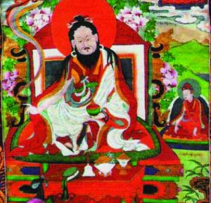 Terchen Longsal Nyingpo