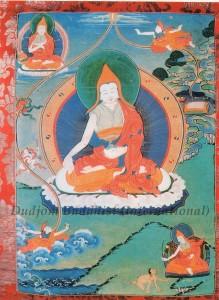 Thangka 3 - Guru Padmasambhava