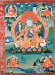 Thangka 5 - Guru Pema Gyalpo