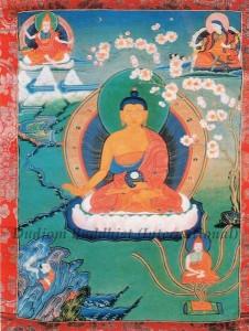 Thangka 6 - Guru Shakya Senge