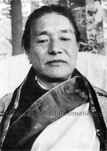 supreme head of nyingma
